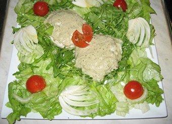 Condimento alla francese per insalata