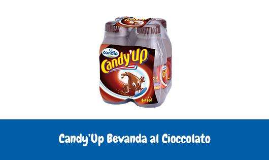 Candy Up Bevanda al Cioccolato